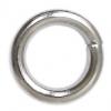 Jump Ring 4-50g Nickel 4.5mmid 7mm od Round Approx 580 Pcs/bag